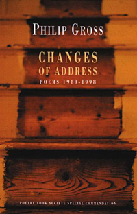 Changes of Address, by Philip Gross