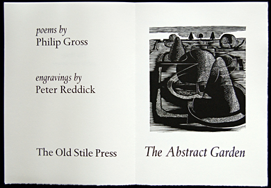 The Abstract Garden, by Philip Gross and Peter Reddick