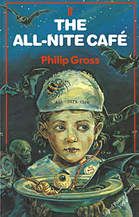 The All-Nite Cafe , by Philip Gross